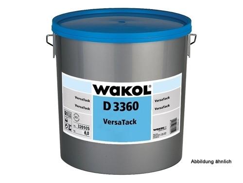 Wakol - D 3360 VersaTack - 6,0 kg zum Verkleben von Vinylan KF