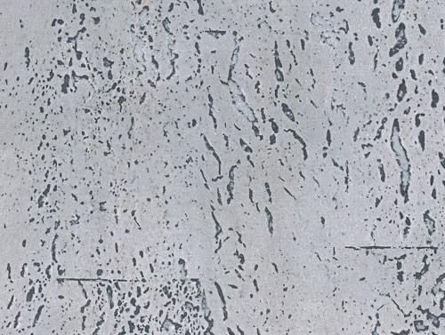 ZIRO-KORK Wanddesign - Paz Struktur Sky on Basalt