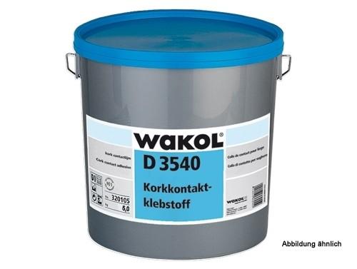 Wakol - D 3540 - 5,0 kg Kork-Kontaktkleber